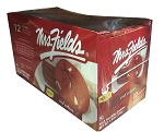 Mrs Fields Red Velvet Cookies, (Pack of 12)