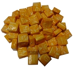 Starburst Lemon All Yellow Candy 1 Pound Bag by The Online Candy Shop