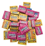 Nerds Candy Wonka Fun Size Nerds Mini Boxes, Strawberry and Lemonade Assortment by The Online Candy Shop
