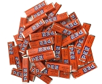 Orange Pez Candy Rolls 1 Pound Bag by The Online Candy Shop