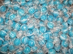 Colombina Blue Raspberry, (120 Pack)