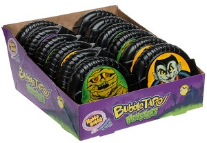 Hubba Bubba Halloween Bubble Tape, (Pack of 12)