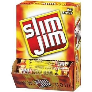 Slim Jim 100 Count Box | Theonlinecandyshop.com | Buy Slim ...