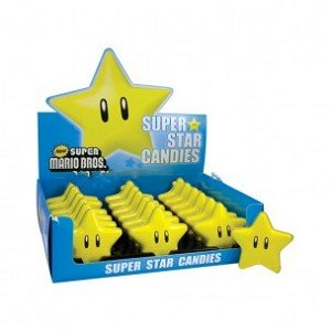 Super Mario Super Stars, (Pack of 18)