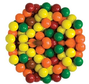 Sixlets Multi Colored Chocolate Candy, 12 Pounds