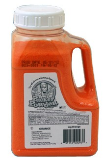 Pucker Powder Sour Orange Candy, 32 Ounces